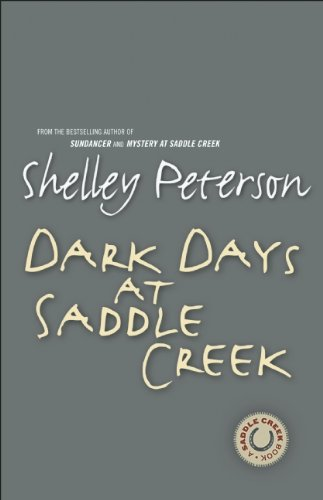 9781554703937: Dark Days at Saddle Creek