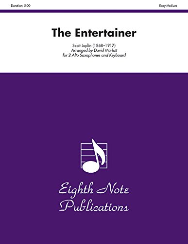 9781554723324: The Entertainer: Part(s) (Eighth Note Publications)