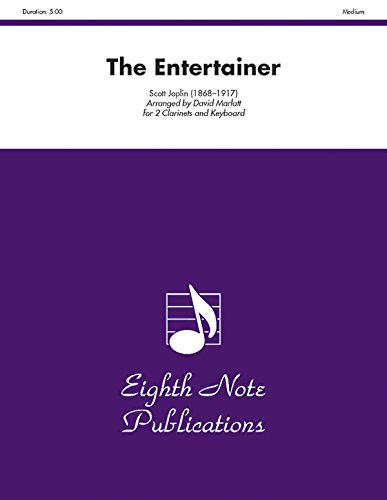 9781554723348: The Entertainer: Part(s) (Eighth Note Publications)