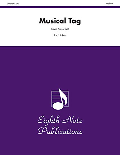 Musical Tag Format: Score & Parts: By Kevin Kaisershot
