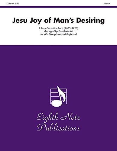Jesu Joy of Man s Desiring: Part(s)