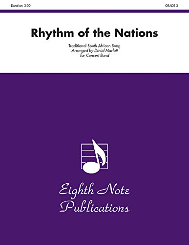 9781554733903: Rhythm of the Nations: Ipharadisi (Ee Pah Rah Dee See), Conductor Score & Parts (Eighth Note Publications)