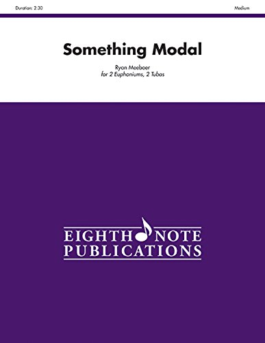 9781554738298: Something Modal: Score & Parts (Eighth Note Publications)
