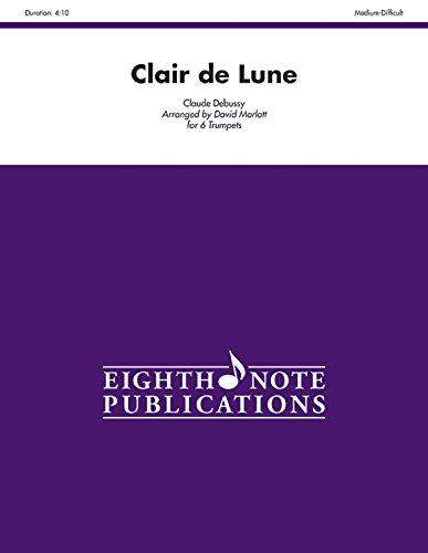 9781554738755: Clair de Lune: Score & Parts (Eighth Note Publications)