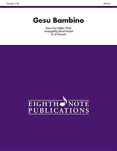 Gesu Bambino Format: Score & Parts: By Pietro Yon
