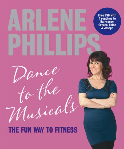 9781554751259: Dance to the Musicals: The Fun Way to Fitness (with DVD)