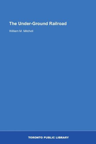 9781554798049: The Under-Ground Railroad