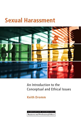 9781554810109: Sexual Harassment: An Introduction to the Conceptual and Ethical Issues