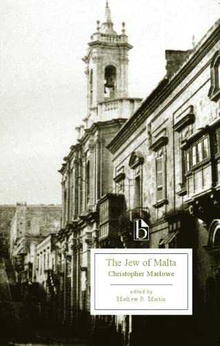 9781554810680: The Jew of Malta (Broadview Editions)