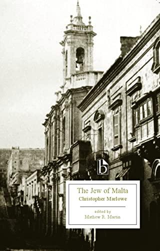 9781554810680: The Jew of Malta (Broadview Editions)