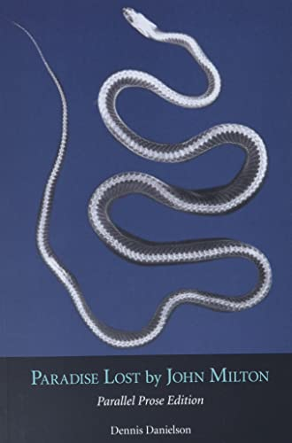 9781554810970: Paradise Lost: Parallel Prose Edition (Broadview Editions)