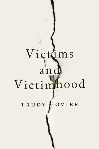 9781554810994: Victims and Victimhood