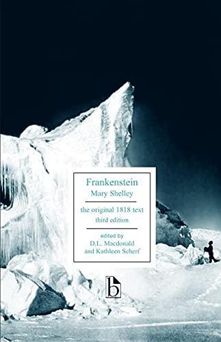 9781554811038: Frankenstein,3rd Edition (The Original 1818 Text)