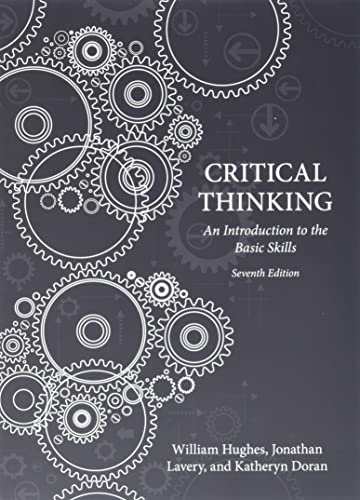 9781554811977: Critical Thinking: An Introduction to the Basic Skills