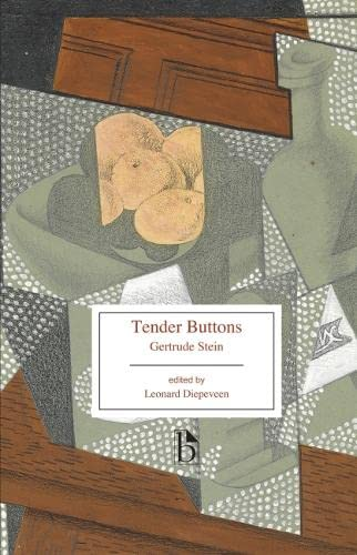 9781554811984: Tender Buttons: Objects, Food, Rooms (Broadview Editions)
