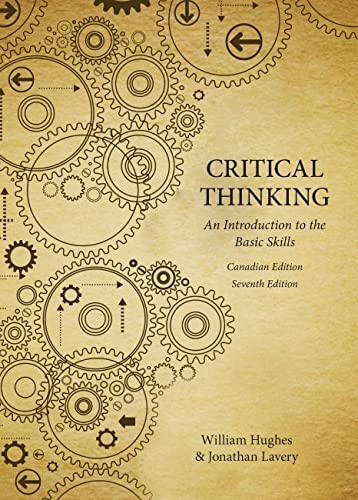 9781554811991: Critical Thinking: An Introduction to the Basic Skills - Canadian Seventh Edition