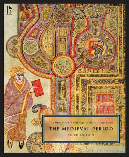 9781554812028: The Broadview Anthology of British Literature Volume 1: The Medieval Period - Third Edition