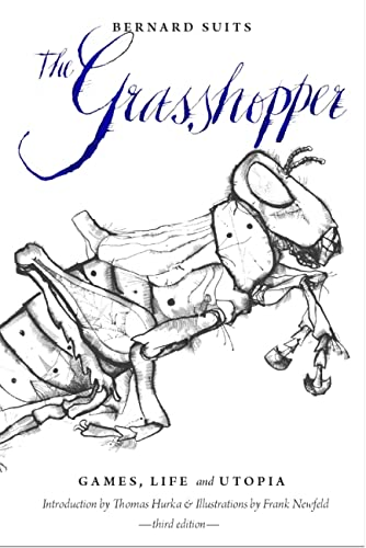 9781554812158: The Grasshopper - Third Edition: Games, Life and Utopia