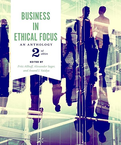 9781554812516: Business in Ethical Focus: An Anthology - Second Edition