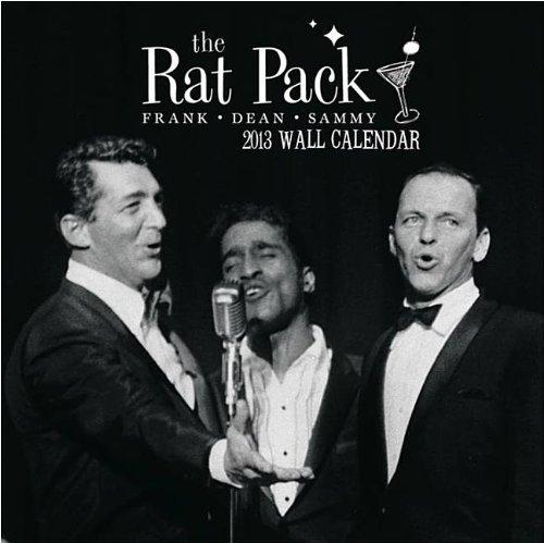9781554842575: Rat Pack 2013 Wall Calendar
