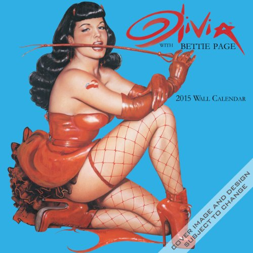 9781554842940: Cal 2015-Olivia - Bettie Page