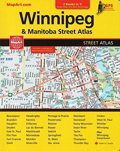9781554861743: Winnipeg & Manitoba Street Atlas and Manitoba ... on hawk lake canada map, lake of the woods canada map, smiths falls canada map, saskatoon canada map, calgary canada map, brandon canada map, virginia falls canada map, sarnia canada map, pelee island canada map, tweed canada map, keswick canada map, queen's university canada map, prince george canada map, winnipeg canada map, atikokan canada map, vermilion bay canada map, wasaga beach canada map, thompson canada map, dunnville canada map, chibougamau canada map,
