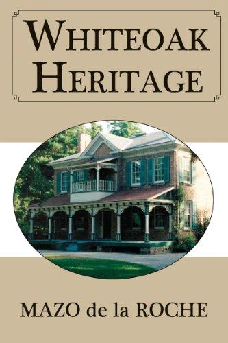 Whiteoak Heritage (Jalna): de la Roche,