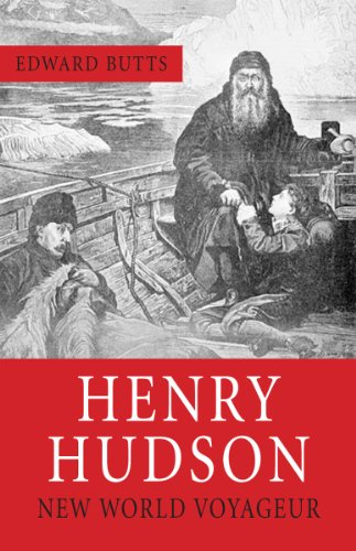 9781554884551: Henry Hudson: New World Voyager (A Quest Biography)