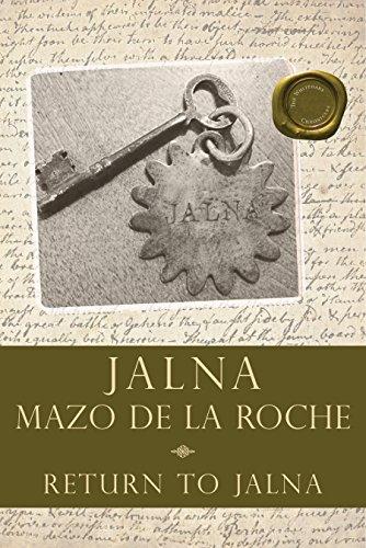9781554887422: Return to Jalna