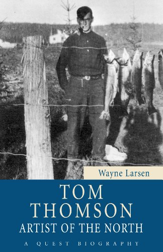 9781554887729: Tom Thomson: Artist of the North (Quest Library) (Quest Biography)