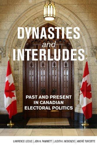 Dynasties and Interludes: Past and Present in: Lawrence LeDuc, Judith