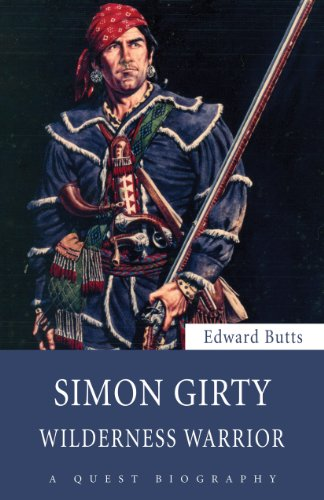 9781554889495: Simon Girty: Wilderness Warrior (Quest Biography)