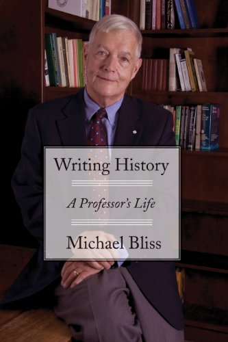 9781554889532: Writing History: A Professor's Life