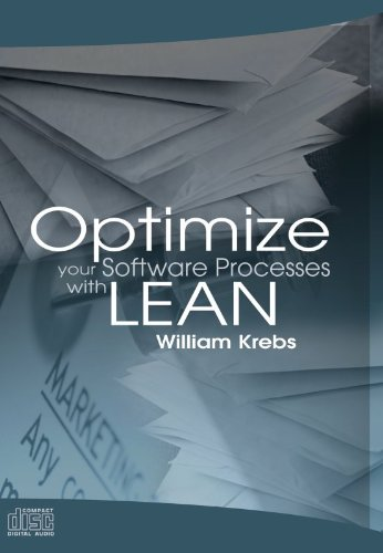 9781554890743: Optimize Your Software Processes with Lean