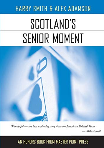 Scotland's Senior Moment: Adamson, Alex