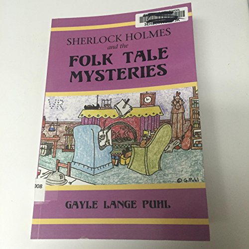9781554972173: Sherlock Holmes and the Folk Tale Mysteries