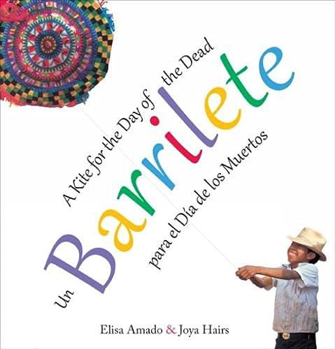 9781554981120: Un barrilete / Barrilete: para el Día de los Muertos / A Kite for the Day of the Dead (English and Spanish Edition)