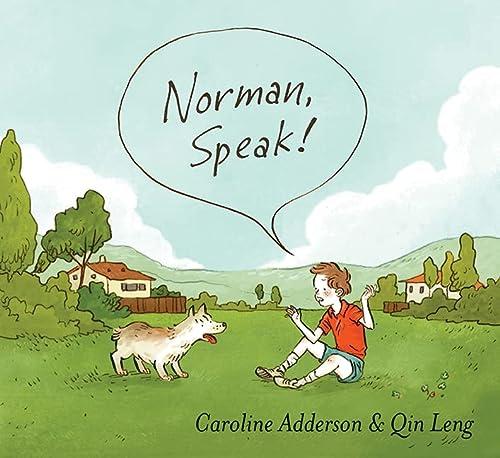 Norman, Speak!: Adderson, Caroline