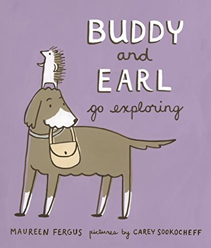 9781554987146: Buddy and Earl Go Exploring