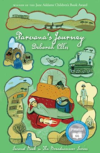 9781554987702: Parvana's Journey (Breadwinner)