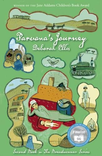 9781554987702: Parvana's Journey (Breadwinner)