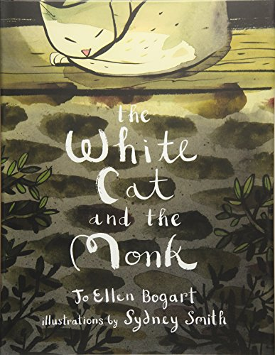9781554987801: The White Cat and the Monk: A Retelling of the Poem