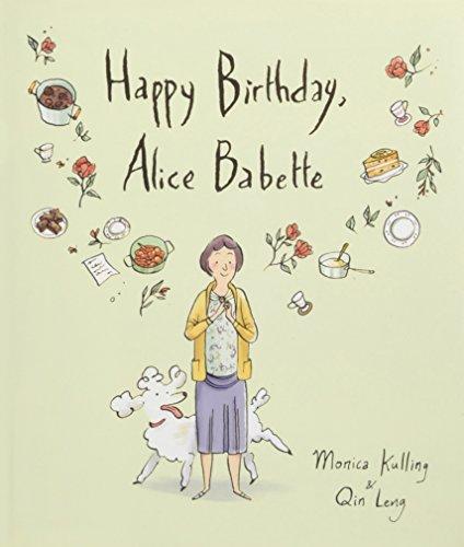 9781554988204: Happy Birthday, Alice Babette