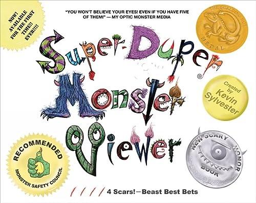 9781554988297: Super-Duper Monster Viewer