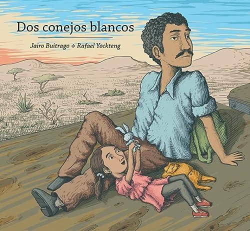 9781554989034: Dos conejos blancos (Spanish Edition)