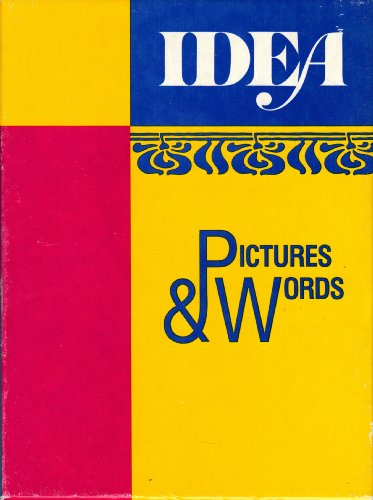 9781555011123: Idea Pictures & Words (Set 1: English/Separately)