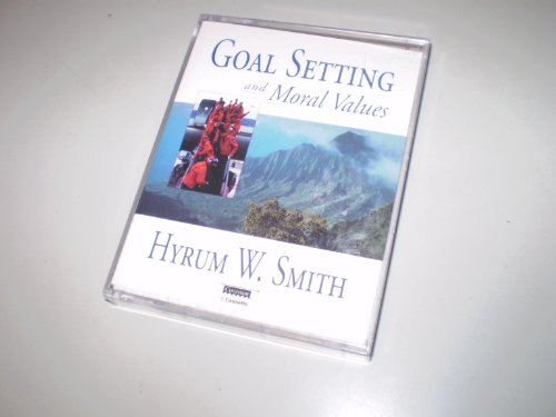 9781555031985: Goal Setting and Moral Values