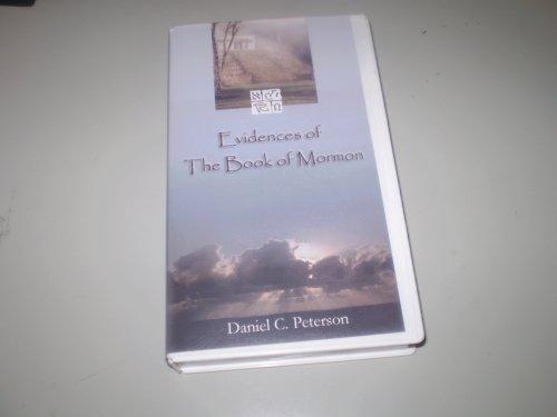 9781555039929: Evidences of the Book of Mormon - FARMS