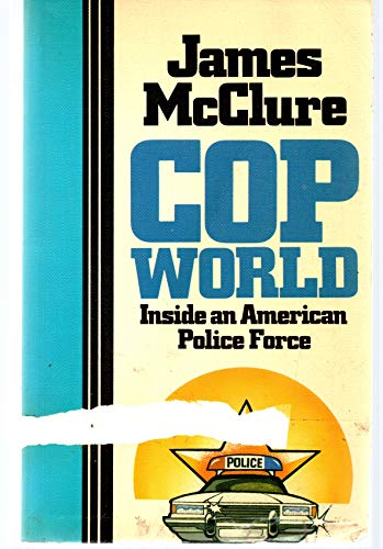 9781555040024: Cop World (Curley Large Print Books)