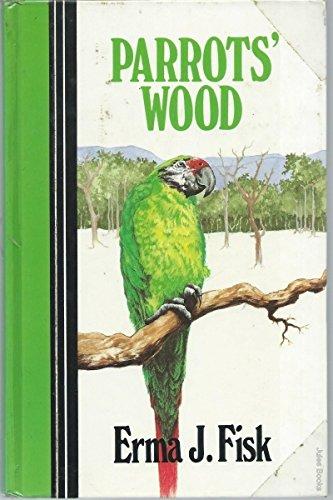 9781555041359: Parrots' Wood (Curley Large Print Books)